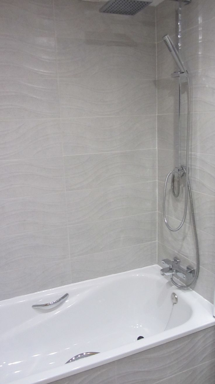 Extractor Baño Falso Techo:Combinado de ducha monomando modelo Nix, con ducha de mano, soporte