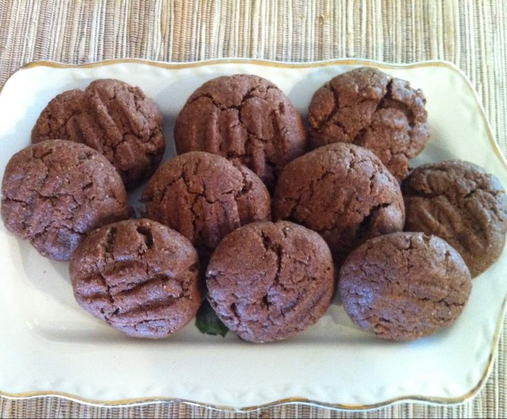 {Thermomix} Easy chocolate cookies with choc chips