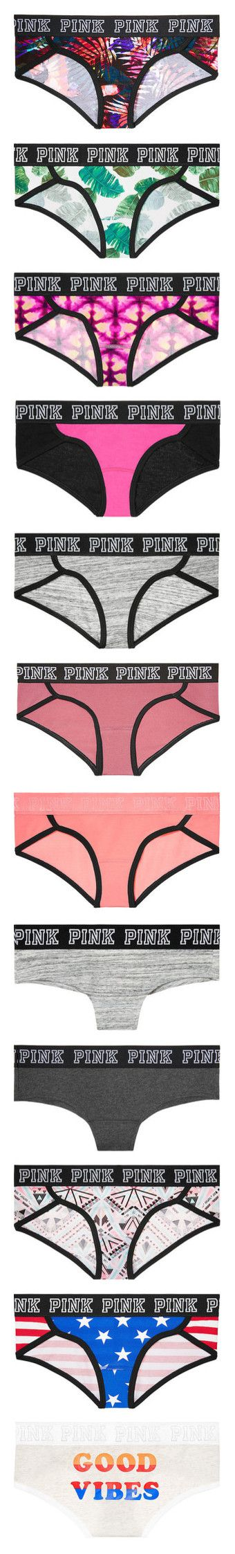 """VS Panties"" by aniahrhichkhidd ❤ liked on Polyvore featuring intimates, panties, victoria secret boyshorts, victoria's secret, boyshort bikini, boy shorts bikini, pink boyshorts, hipster panty, floral and pink panty"