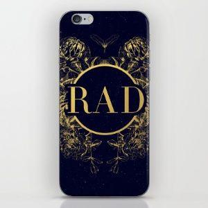 Rad iPhone cover Graphic