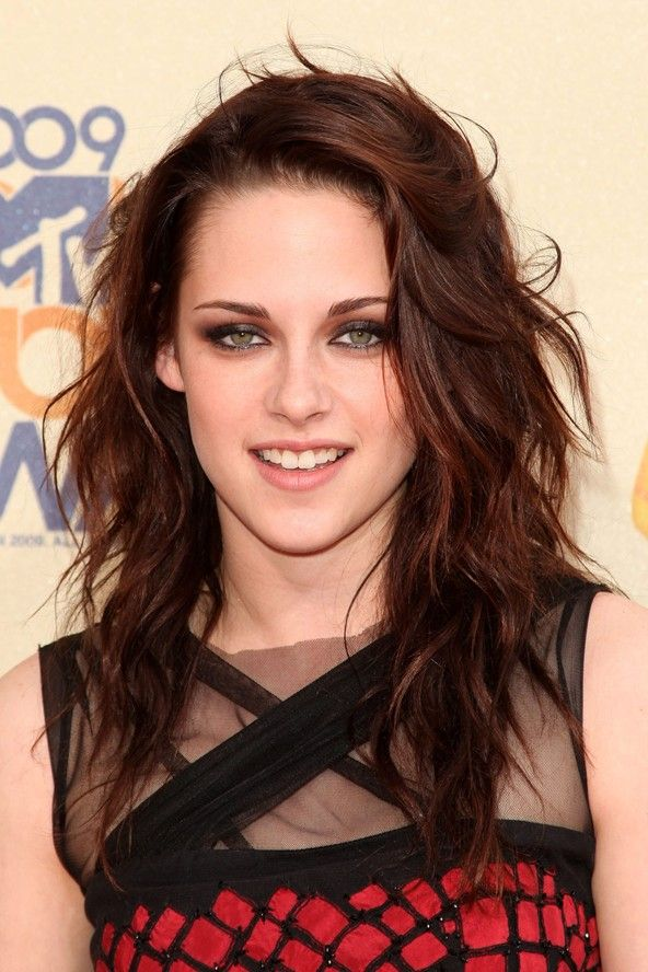 kirsten stewart- always love her hair
