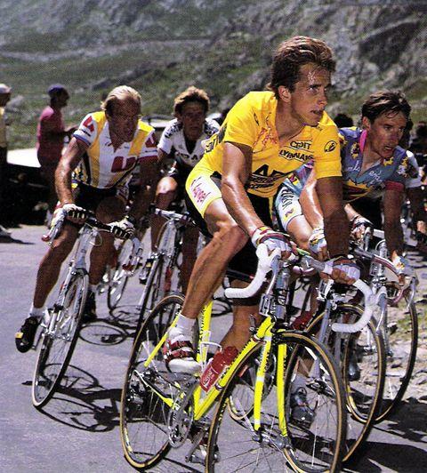 Greg Lemond, Fignon and Millar