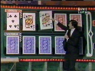 card sharks game show | Tic Tac Doe - Now, this game was fun to watch. It was a little like ...