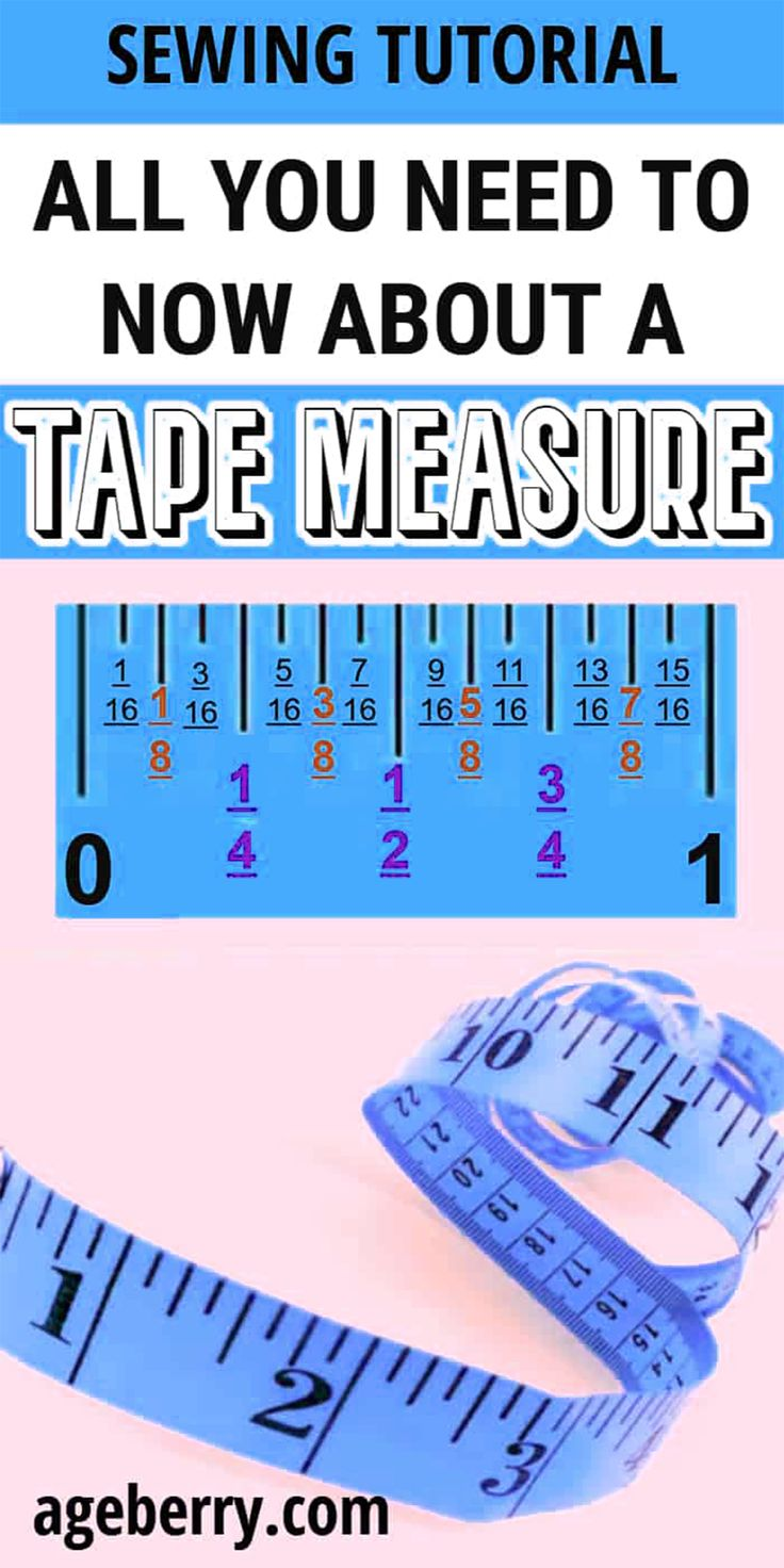 how to measure clothes for sewing