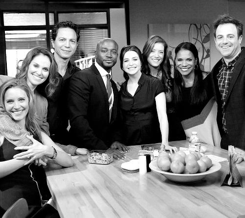 Private Practice series finale episode. The only person missing is Sheldon. Eine wunderschöne Folge und ein sehr stimmiger Abschluss!! Thank you Shonda!