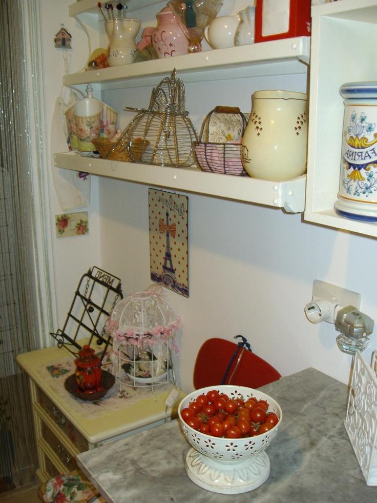 A corner in the kitchen 2