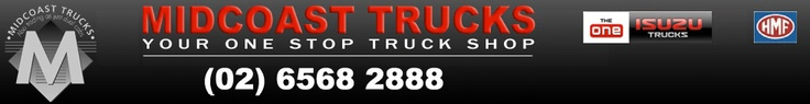Midcoast Trucks (also trading as Just Dual Cabs) are an Isuzu specialist dealer, and are also one of the biggest used truck dealers in Australia.