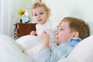 treating cold and flu symptoms in children with essential oils and other natural methods