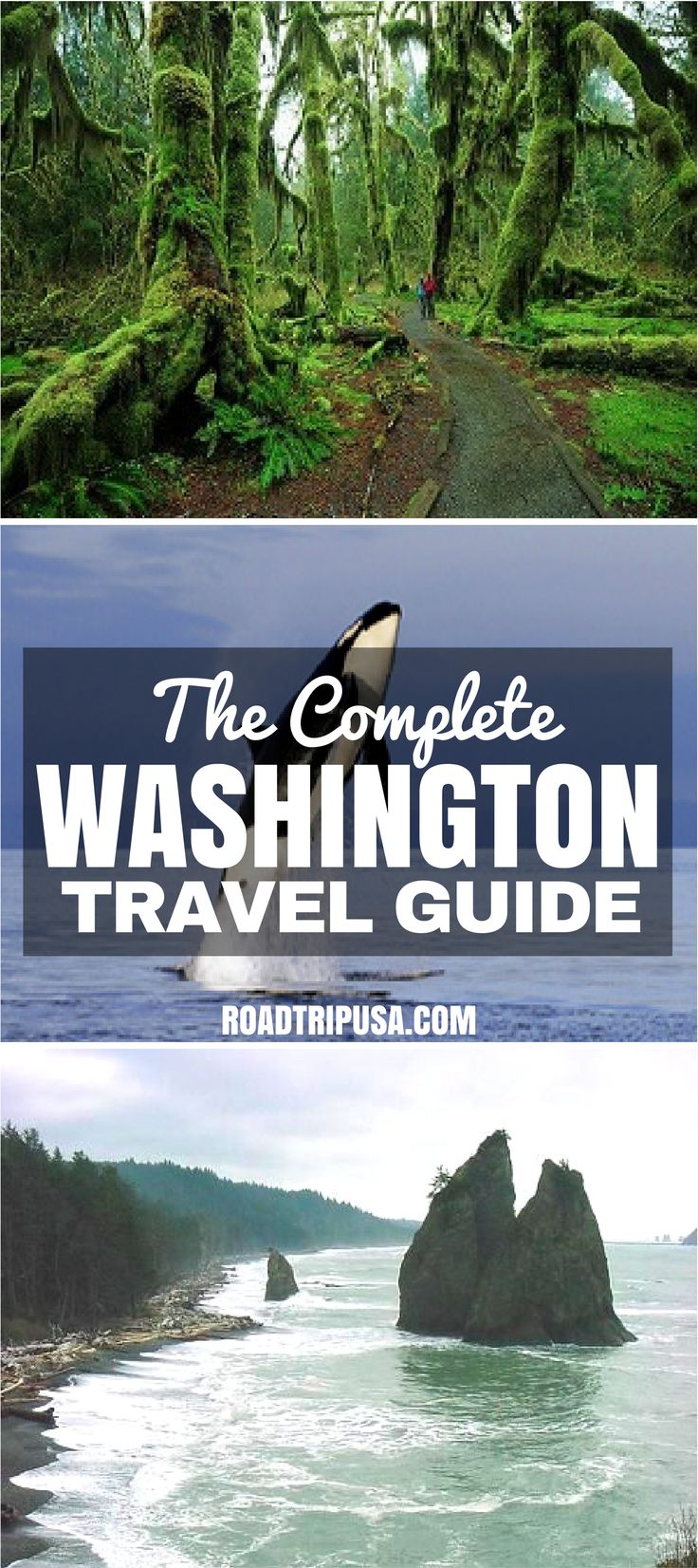 Everything you need to know about visiting Washington! Find out what the best attractions are in the evergreen state and what experiences you must have... along with tips on lodging and driving itineraries.