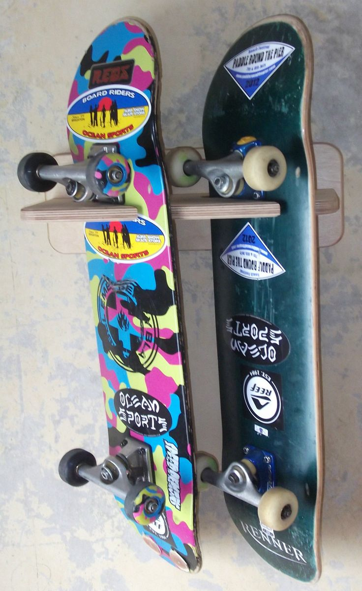 81 best images about skateboarding on pinterest wheels skateboard rack holds up to 6 boards wall mounted solutioingenieria Choice Image