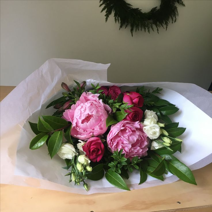 Gift bouquet- Where the Wild Things Grow NZ.