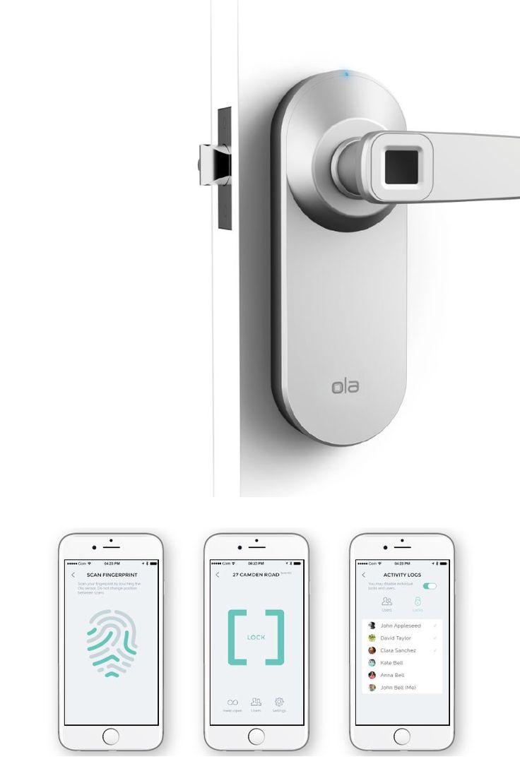 Ola fingerprint lock