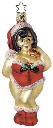 Inge-Glas Wonnige Weihnachtsfrau