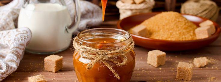 Sladká karamelová poleva | Mliečna rodina