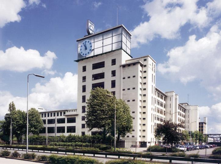 Klokgebouw Eindhoven