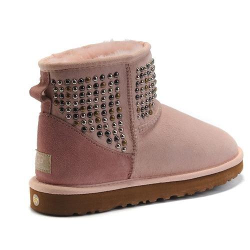 0cd3a28a65 Ugg Boots Pailletten Pink