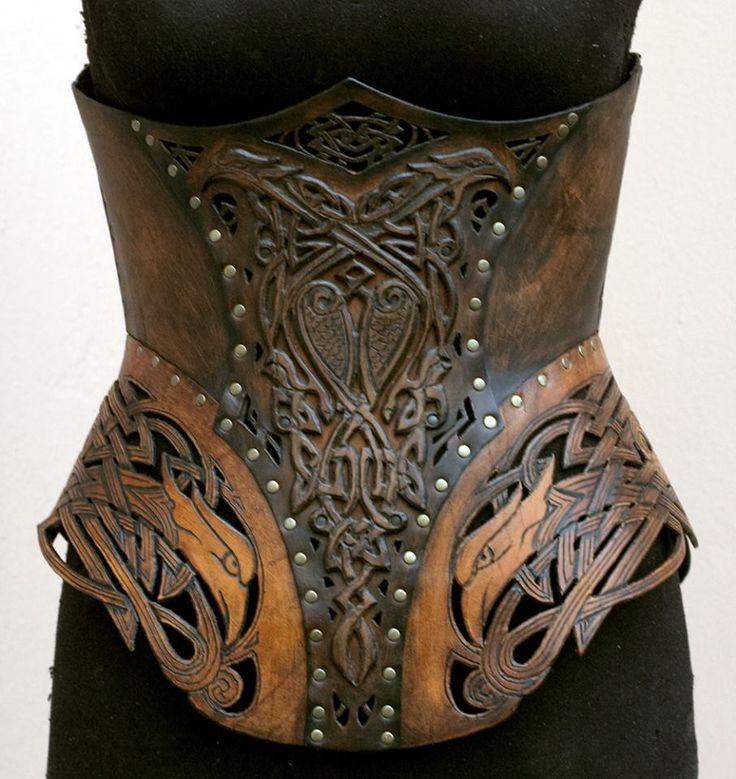 GORGEOUS leather corsets, picture 7 of 9