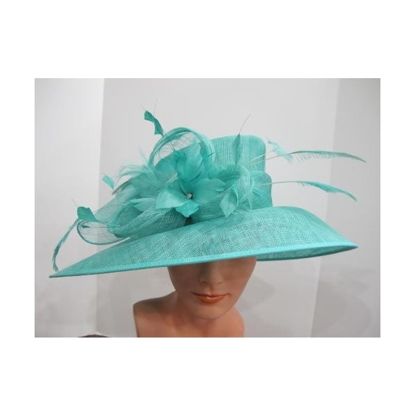 Niche ladies dress hats, Kentucky Derby hats, wedding ladies hats, mother of the bride hats ($269) found on Polyvore