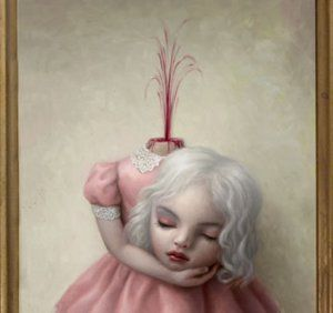 Terror color pastel, la obra de: Mark Ryden. | Art Junkie´s Blog