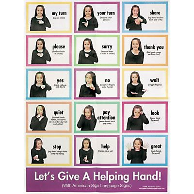 Free Sign Language Worksheets | ... alphabet american sign language
