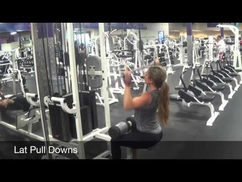 monday back and shoulders (Paige Hathaway Video)