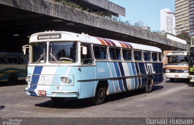 UTIL - União Transporte Interestadual de Luxo 2540 por Donald Hudson