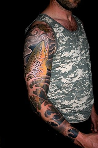 58 best images about fly fishing tattoos on pinterest fly fishing lures trout and mayfly. Black Bedroom Furniture Sets. Home Design Ideas