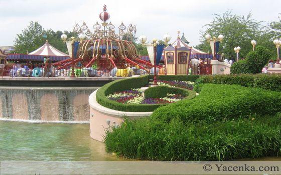 Диснейленд в Париже — в гостях у сказки