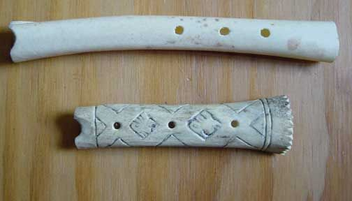 How to Make a Bone Flute