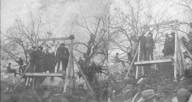 The Hanging of Jack McCall - Keeping The Peace: Tales From The Old West