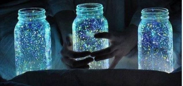 DIY Glowing Jars: Make Perfect Night Lights!  3 - https://www.facebook.com/different.solutions.page