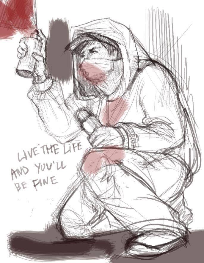 Digital sketch, graffitti #graffitti #digital https://www.facebook.com/BileArtBilyanaStoyanova/