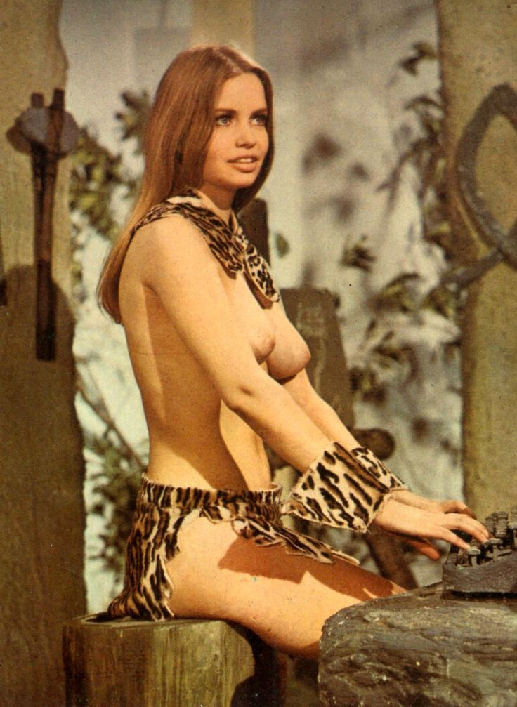 Naked barbara bach in the spy who loved me ancensored