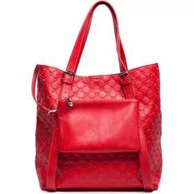 MIGATO Κόκκινη M τσάντα