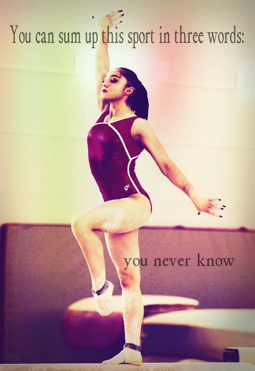 gymnastics quotes | motivational quotes gymnastics image search results