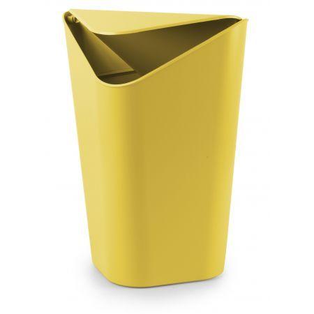 Corner prullenbak geel - Umbra