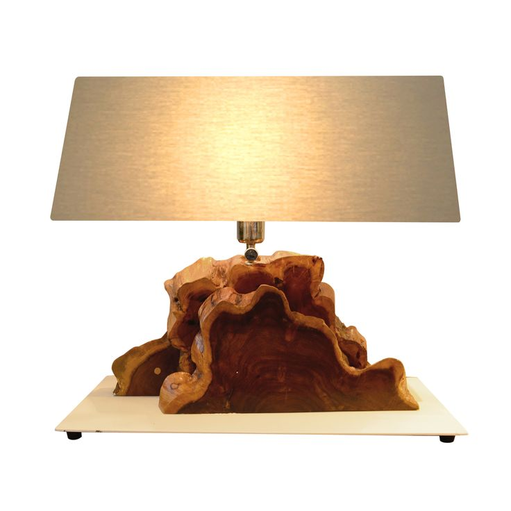 Lapook Table Lamp. Nature inspired design