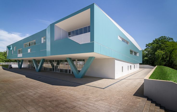 Turquoise / Urban Office
