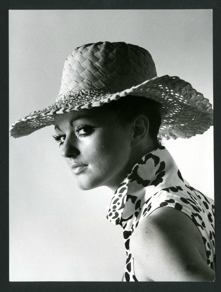 CAPPELLO DONNA-MODA VINTAGE-INVERNI-FIRENZE m46-FOTO D EPOCA/OLD PHOTO-ANNI 70