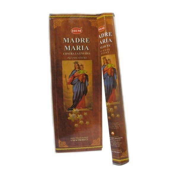 Madre Maria Jealousy (Moeder Maria Jaloersheid) HEM wierook € 0,99