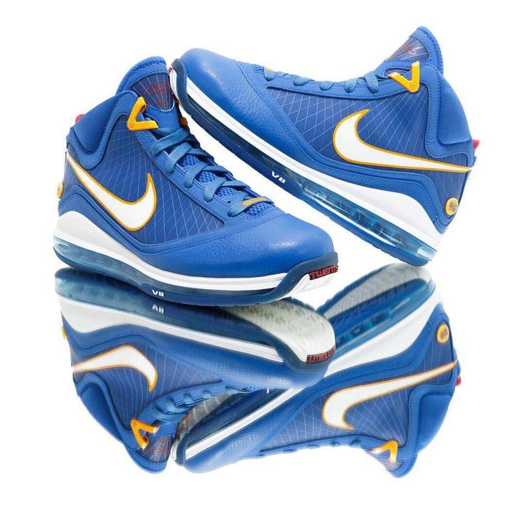 Nike Air Max Lebron 7 PE Superman #sneakers #sneakernews #StreetStyle #Kicks #adidas #nike #vans #newbalance #puma #ADIDAS #ASICS #CONVERSE #DIADORA #REEBOK #SAUCONY