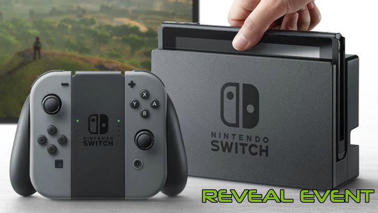 Nintendo Switch Presentation - Joycon enabled games announced - http://techraptor.net/content/nintendo-switch-presentation-joycon-enabled-games-announced   Gaming, News