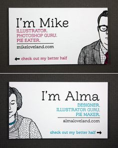23 best images about Business card ideas on Pinterest