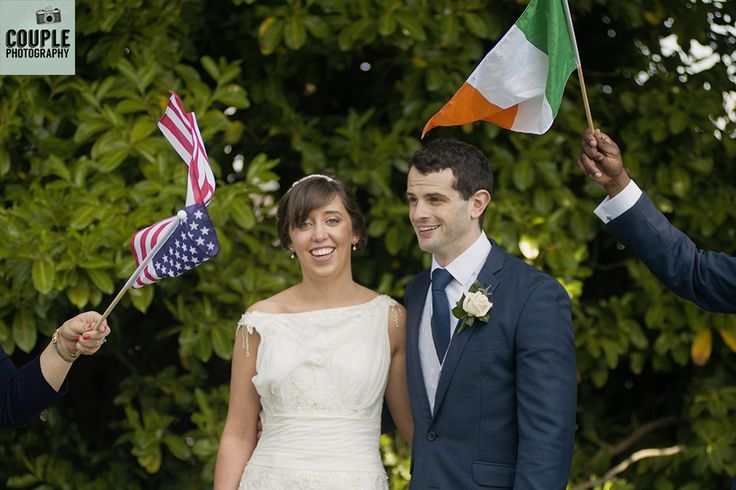 An Irish/American wedding at The Keadeen. Weddings at The Keadeen Hotel Photographed by Couple Photography.