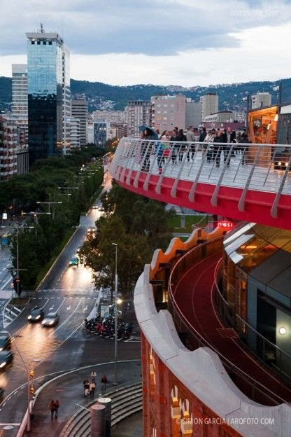 Fotografia de Arquitectura Centro-comercial-Las-Arenas-Richard-Rogers-architects-SG1125_008_6207. Barcelona
