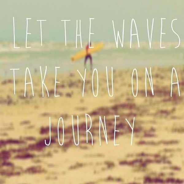 Waves Quotes: 184 Best Images About Surf Quotes And Inspirations On
