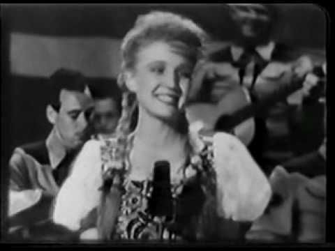 ▶ Carolina Cotton - I Love To Yodel -