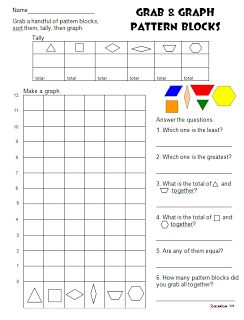 Ideas and printables for every subject. 1st-2nd grade. Petersons Pad: graphs