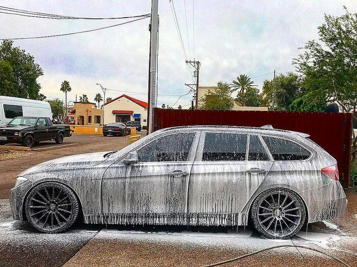 Foamin!! #wash #foam #detail #details #detailing #detailersofinstagram #detailingdoneright #cars #clean #bmw #ferrari #lamborghini #wax #ceramic #carspotting #carstagram #carselfie #amazing #cool #ig #perfect #ford