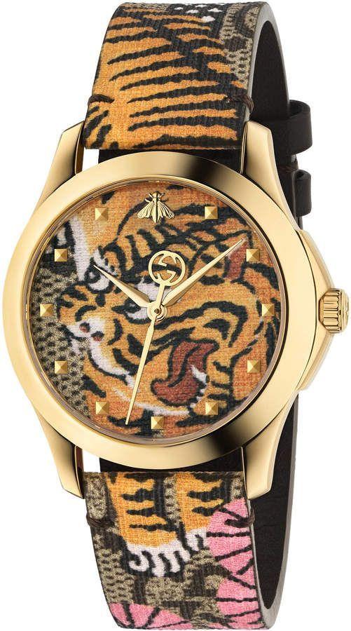0ab413ca4fc Gucci watch. Le Marché Des Merveilles